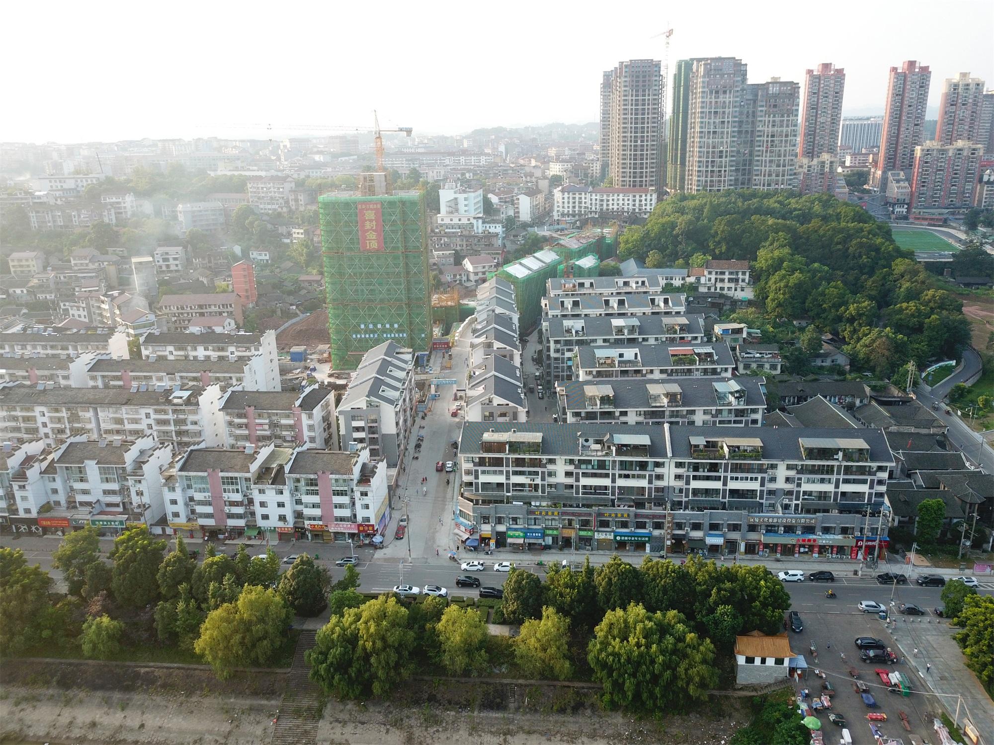 龙辰·古城御景2020-08航拍